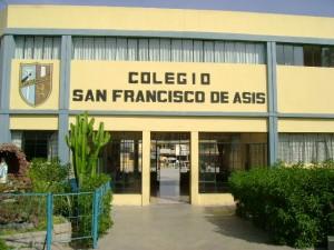 Colegio San Francisco Tacna
