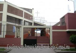 Santa María de jesús Comas